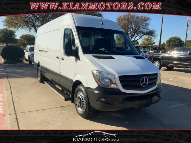 more details - mercedes-benz sprinter cargo vans
