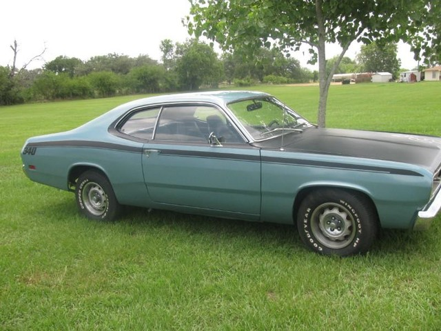 1971 Plymouth Duster   photo