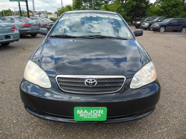 2005 Toyota Corolla LE image 05