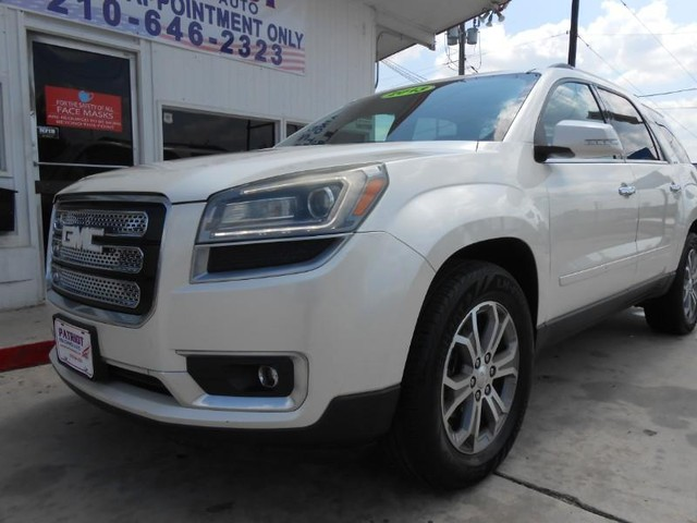 more details - gmc acadia