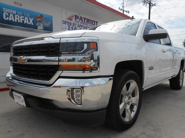 Chevrolet Silverado 1500 Vehicle Image 01