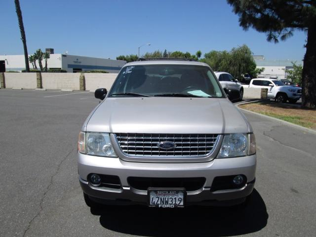 2003 Ford Explorer XLT Sport Utility at Wild Rose Motors - Policefleetonline.com in Anaheim CA