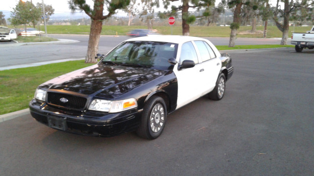 2005 Ford Crown Victoria Police Interceptors at Wild Rose Motors - PoliceInterceptors.info in Anaheim CA