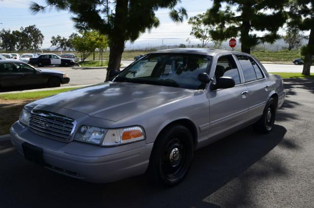 2007 Ford Crown Victoria   at Wild Rose Motors - PoliceInterceptors.info in Anaheim CA