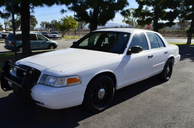 2010 Ford Crown Victoria   at Wild Rose Motors - PoliceInterceptors.info in Anaheim CA
