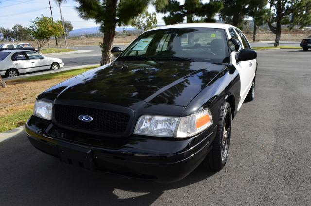 2009 Ford Crown Victoria   at Wild Rose Motors - PoliceInterceptors.info in Anaheim CA