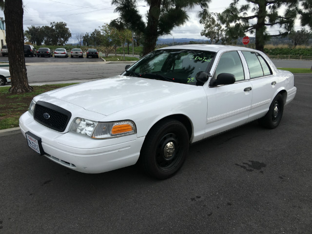 2011 Ford Crown Victoria   at Wild Rose Motors - PoliceInterceptors.info in Anaheim CA