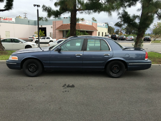 1998 Ford Crown Victoria   at Wild Rose Motors - PoliceInterceptors.info in Anaheim CA