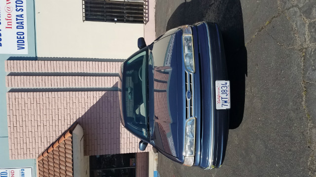 1997 Ford Crown Victoria CNG at Wild Rose Motors - PoliceInterceptors.info in Anaheim CA