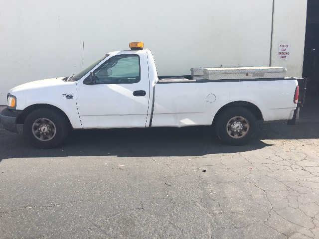 2003 Ford F-150 CNG at Wild Rose Motors - PoliceInterceptors.info in Anaheim CA