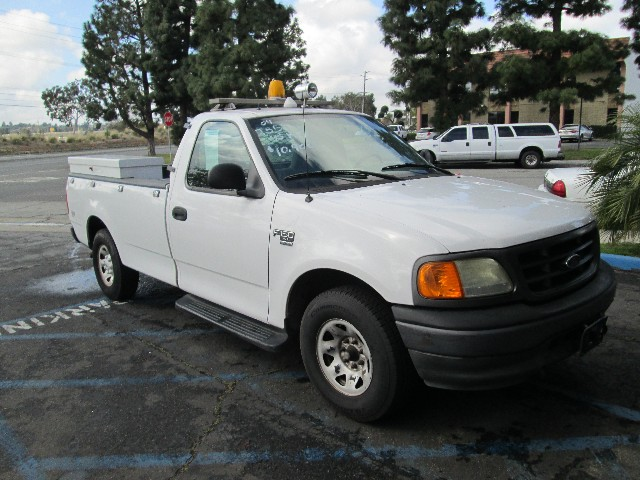 2004 Ford F-150 XL CNG at Wild Rose Motors - PoliceInterceptors.info in Anaheim CA