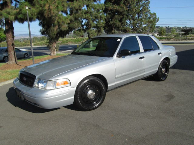 2008 Ford Crown Victoria Police Interceptor at Wild Rose Motors - PoliceInterceptors.info in Anaheim CA