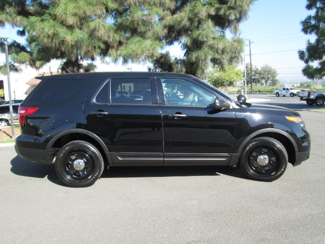 2014 Ford Explorer Police Interceptor at Wild Rose Motors - PoliceInterceptors.info in Anaheim CA