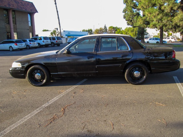2011 Ford Crown Victoria Police Intereptor at Wild Rose Motors - PoliceInterceptors.info in Anaheim CA