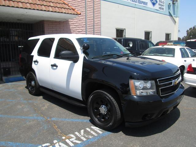 2008 Chevrolet Tahoe 2WD at Wild Rose Motors - PoliceInterceptors.info in Anaheim CA
