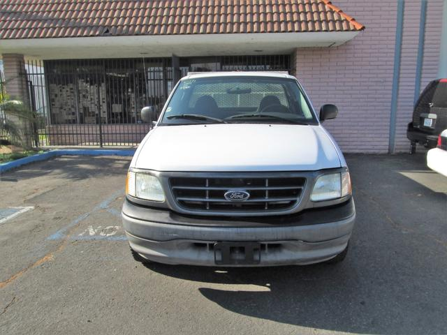 2003 Ford F-150 2WD Regular Cab CNG at Wild Rose Motors - PoliceInterceptors.info in Anaheim CA