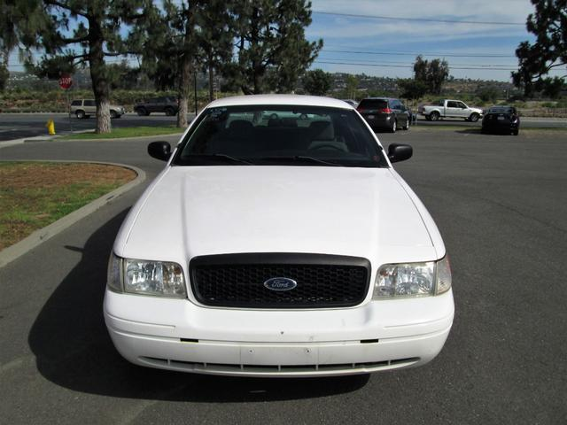 2008 Ford Crown Victoria Police Interceptor CNG at Wild Rose Motors - PoliceInterceptors.info in Anaheim CA