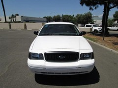 Ford Crown Victoria Police Interceptor CNG - Anaheim CA