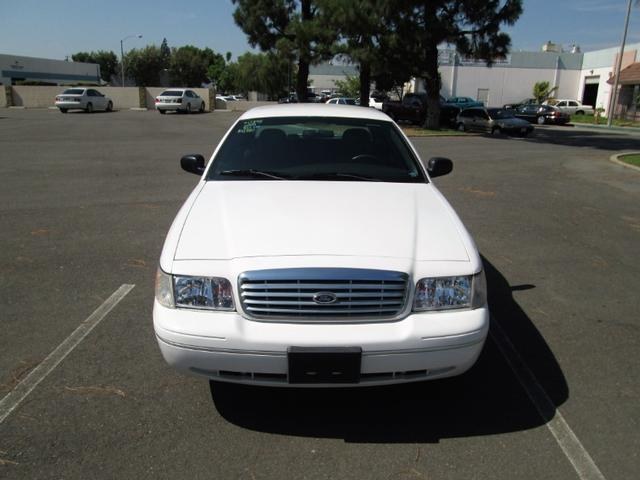 2003 Ford Crown Victoria CNG at Wild Rose Motors - PoliceInterceptors.info in Anaheim CA