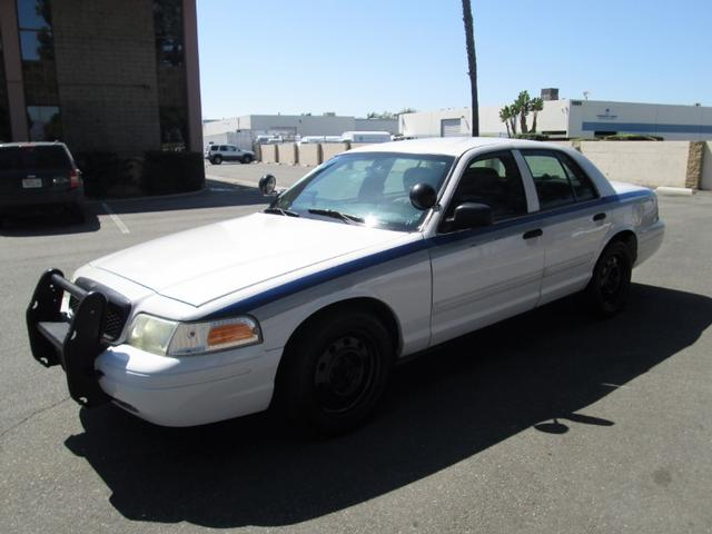 2011 Ford Crown Victoria Police Interceptor photo