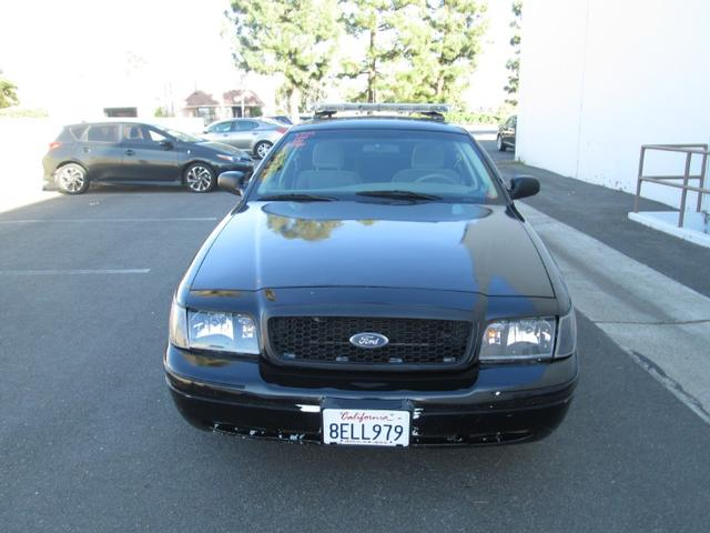 more details - ford crown victoria police pkg