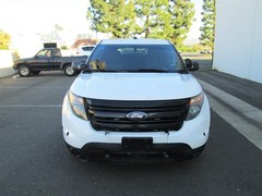 Ford Explorer 4WD Police Interceptor - Anaheim CA