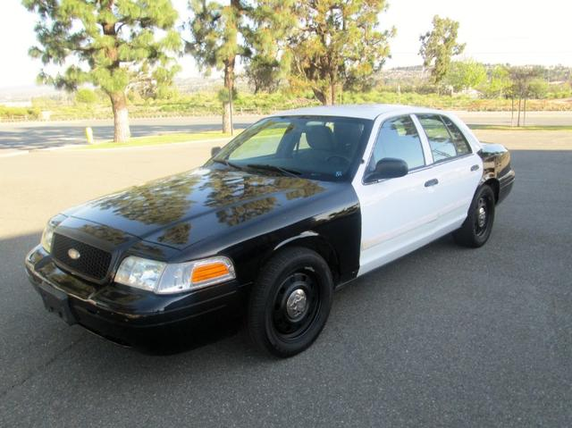 2011 Ford Crown Victoria Police Pkg   at Wild Rose Motors - PoliceInterceptors.info in Anaheim CA