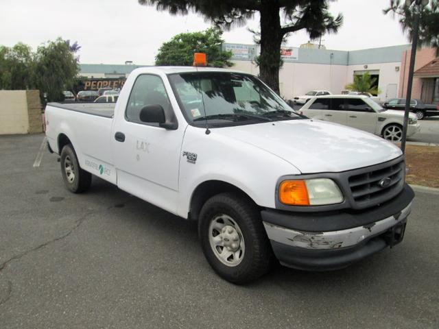 2004 Ford F-150 XL Pickup 2D 8 Ft. at Wild Rose Motors - PoliceInterceptors.info in Anaheim CA