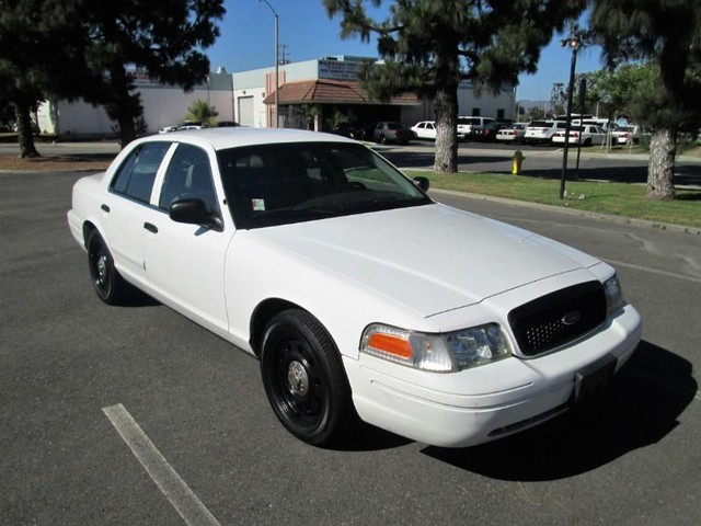 Ford Crown Victoria Police Interceptor - 2007 Ford Crown Victoria Police Interceptor - 2007 Ford Police Interceptor