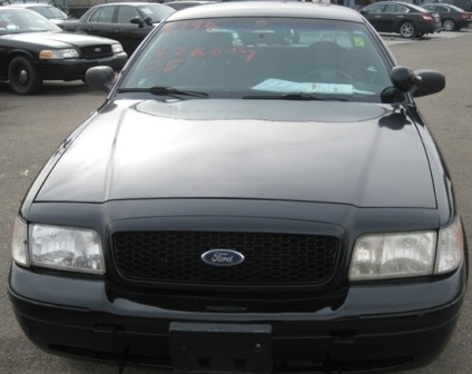 2005 Ford Crown Victoria Interceptor at Wild Rose Motors - PoliceInterceptors.info in Anaheim CA