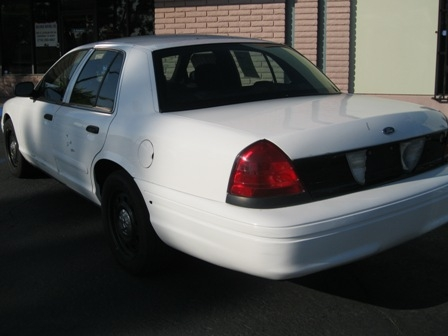 2007 Ford Crown Victoria Police Interceptor photo