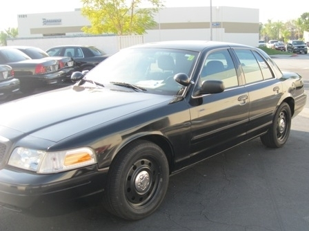 2006 Ford Crown Victoria P71 POLICE INTERCEPTOR at Wild Rose Motors - PoliceInterceptors.info in Anaheim CA