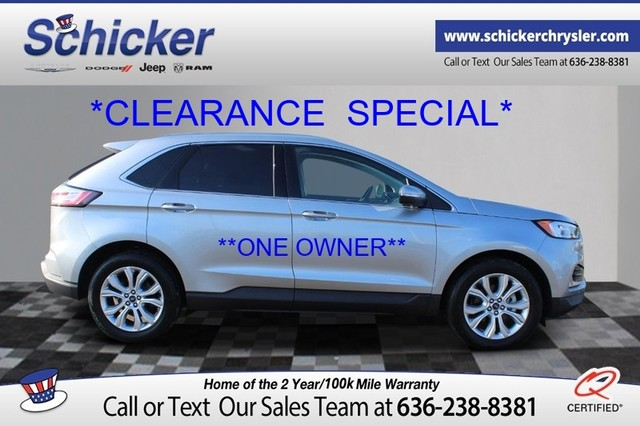 more details - ford edge