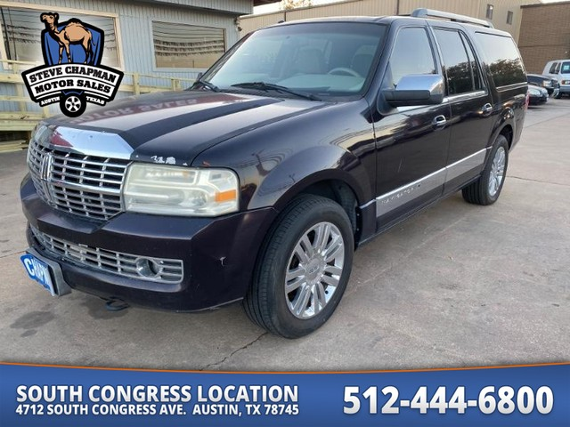 2007 Lincoln Navigator L 2WD 4dr at Steve Chapman Motor Sales in Austin TX