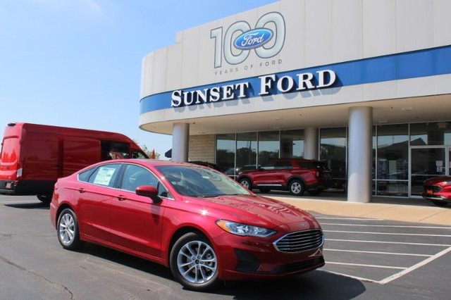 more details - ford fusion