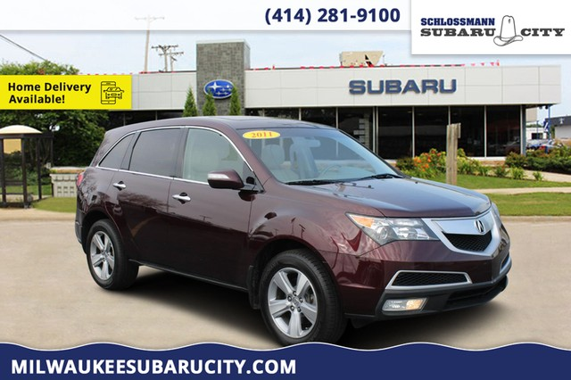 more details - acura mdx