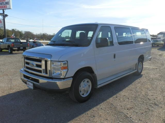 more details - ford econoline wagon