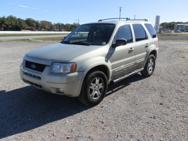 Ford Escape Limited 4X4 - 2004 Ford Escape Limited 4X4 - 2004 Ford Limited 4X4