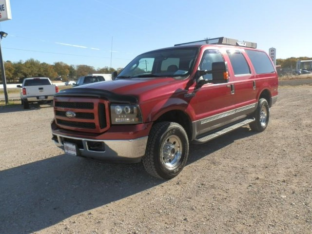 more details - ford excursion