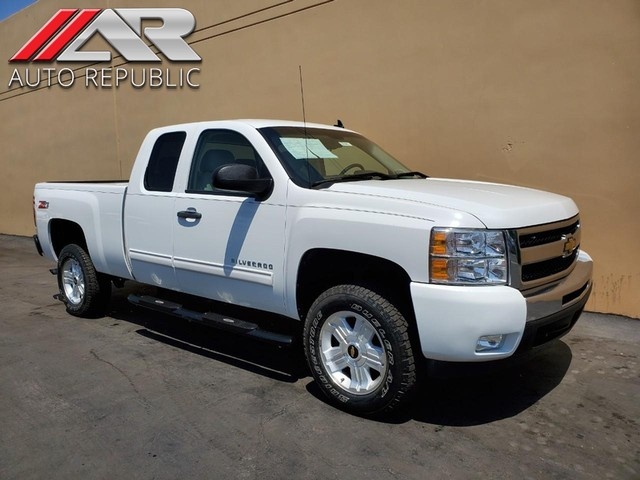 Pre-Owned 2011 Chevrolet Silverado 1500 2WD LT Ext Cab