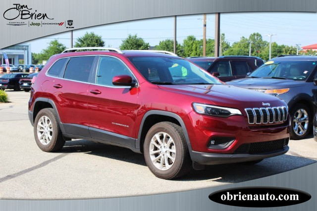 more details - jeep cherokee