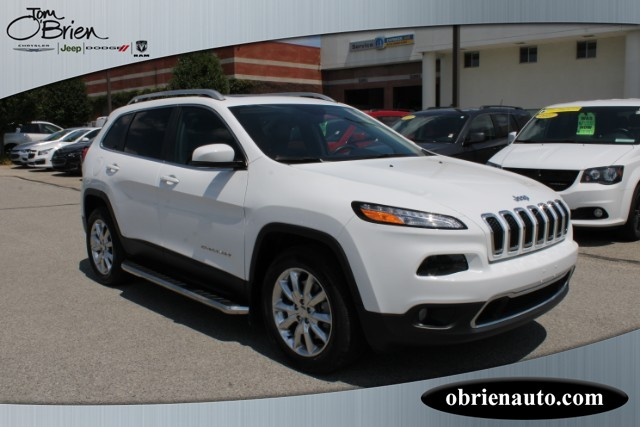 2016 Jeep Cherokee 4WD Limited photo