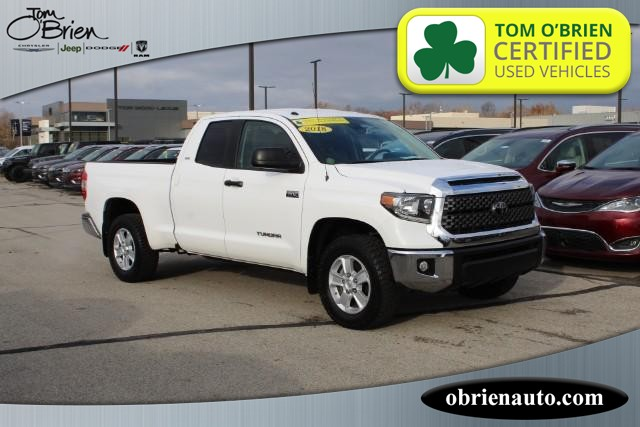 2018 Toyota Tundra 4WD 4WD SR5 Double Cab photo