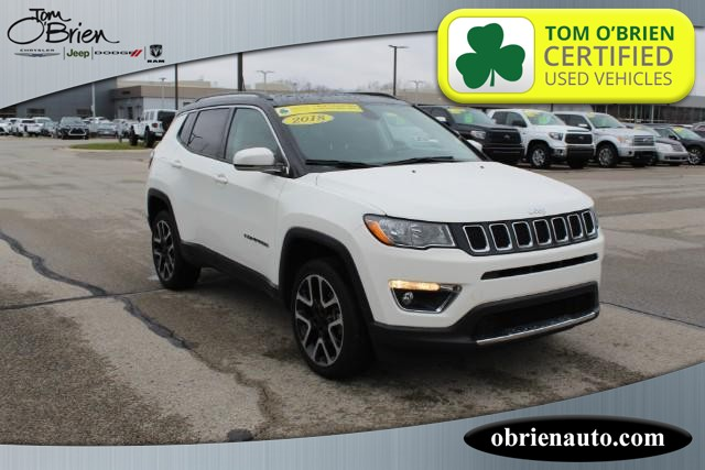 more details - jeep compass