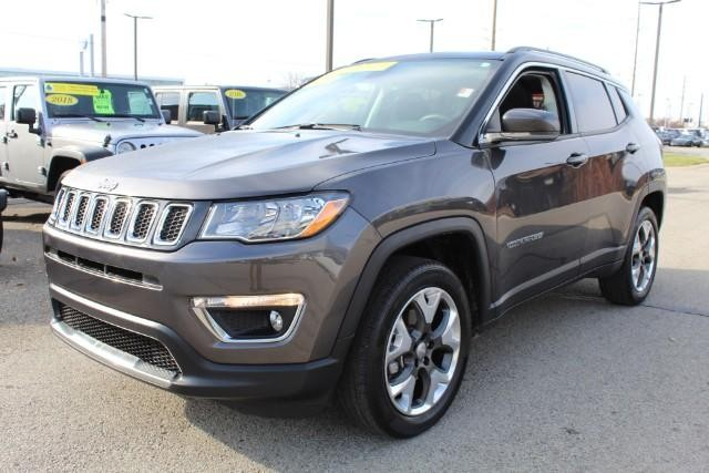 2019 Jeep Compass 4WD Limited photo