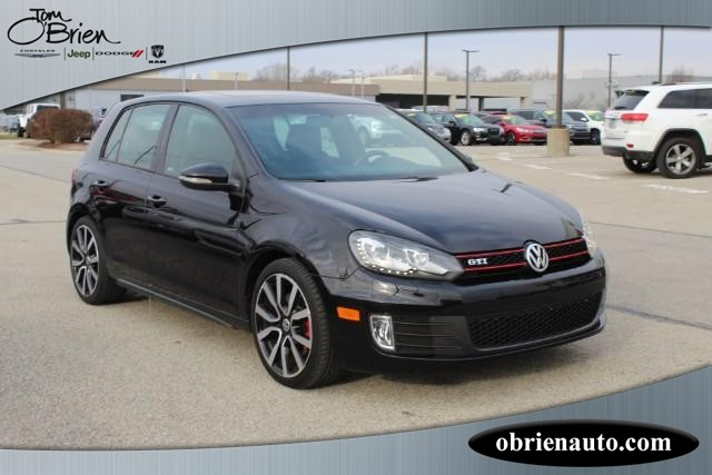 2014 Volkswagen GTI Drivers Edition PZEV photo