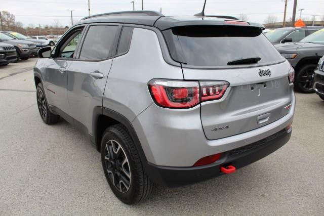 2019 Jeep Compass 4WD Trailhawk photo