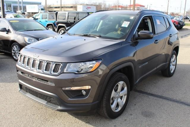 2018 Jeep Compass 4WD Latitude photo