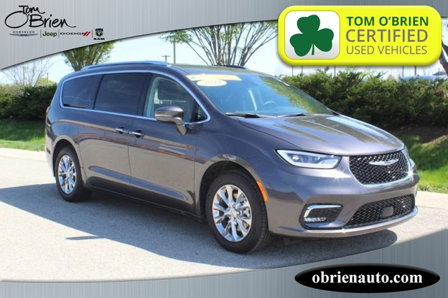more details - chrysler pacifica