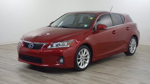 more details - lexus ct 200h